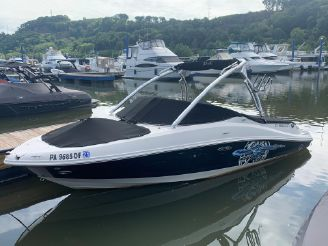 2008 Sea Ray 210 Select Fission