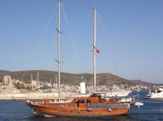2007 Custom 2 ENGINES Gulet Motorsailer
