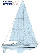 photo of  57' Nautor Swan 55-57