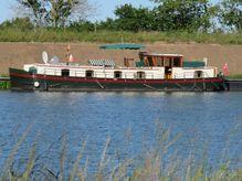 2001 Pinder Replica Dutch Barge
