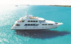 2003 Cheoy Lee Enclosed Pilothouse