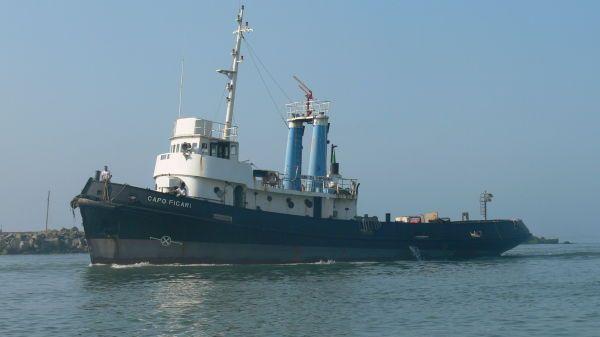 Scott & Son LTD (UK) Deep Sea Tug - Rimorchiatore Alto Mare Photo 1