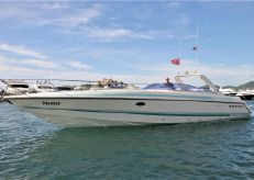 1990 Sunseeker Thunderhawk 43