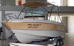 2012 Sessa Marine Key Lago 22