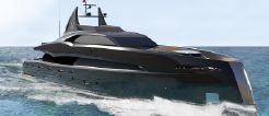 2020 Icon Yachts The Gotham Project