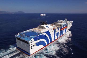 2002 Ro/pax Cruise Ferry -Stock No. S2470