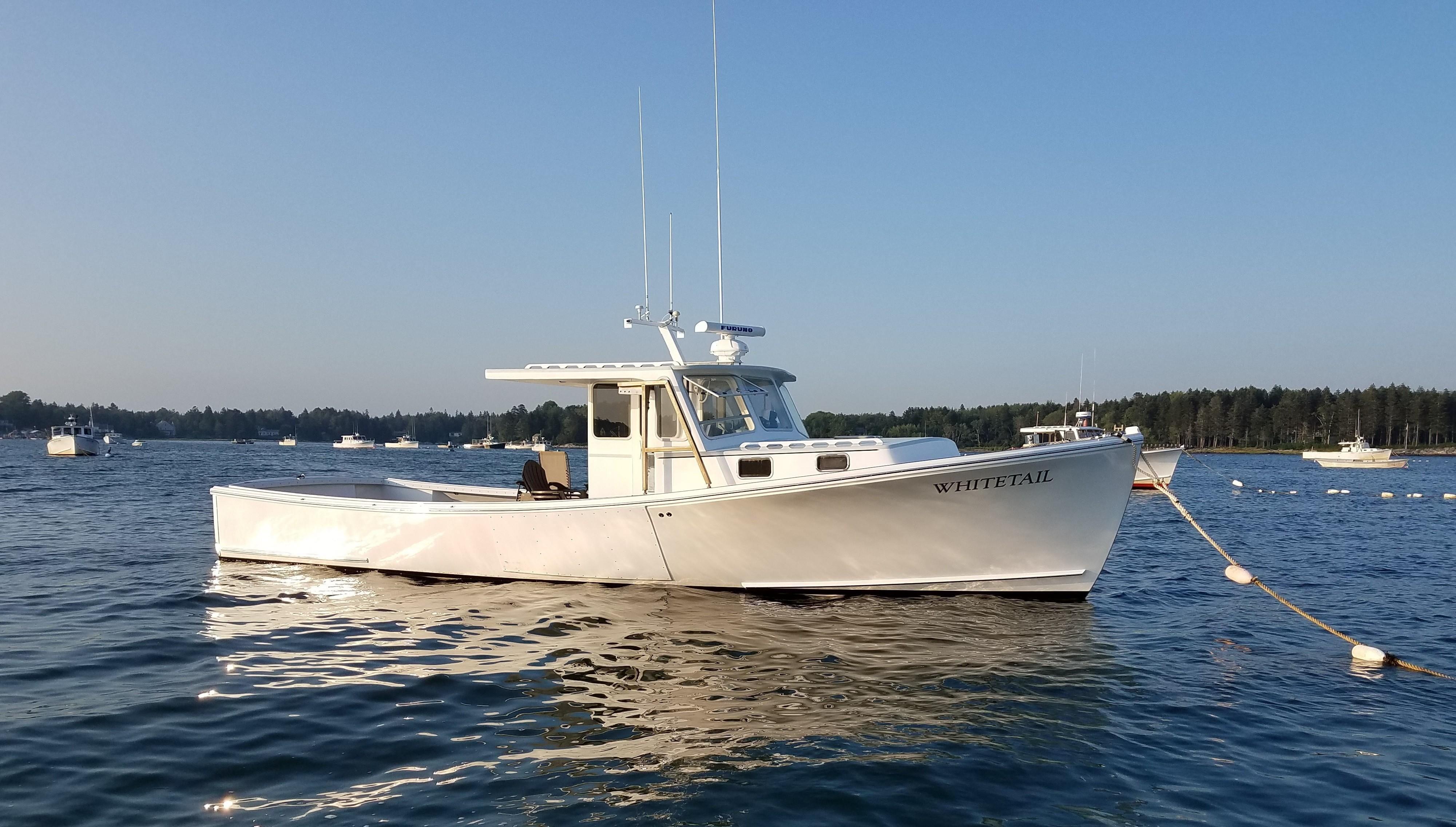 2018 Lowell Brothers Lobster Boat Tuna ...