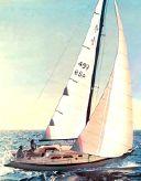 1982 Islander 36