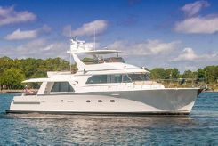 2002 Cheoy Lee 72 Pilothouse