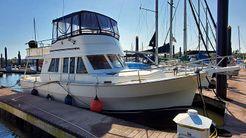 2003 Mainship 390 Sedan Trawler