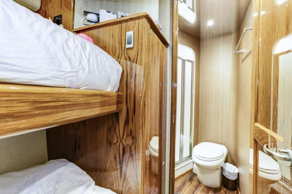 2016 Viking 66 Convertible - Guest Stateroom, Starboard 2