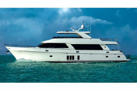 2014 Ocean Alexander 90 Flybridge Motoryacht - Manufacturer Provided Image