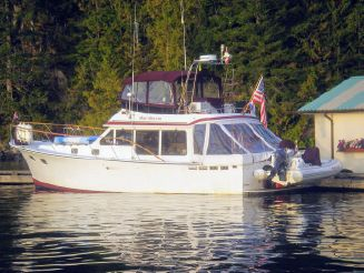 1984 Bluewater Yachts Ultimate 42