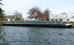 1991 Narrowboat Fenmatch Trad