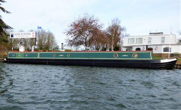 1991 Narrowboat Fenmatch Trad