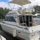 1984 Sea Ray 340 Sedan Bridge