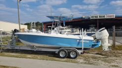 2020 Bluewater Sportfishing 2150 CC