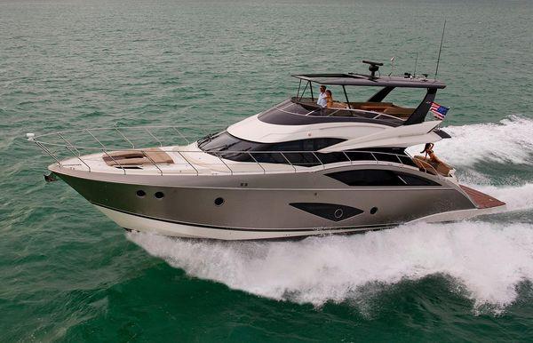 2018 Marquis 660 Sport Yacht