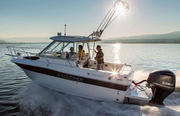 2018 Campion Explorer 682 Sport Cabin BRA