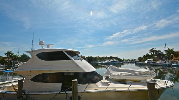 Maritimo 52 Cruising Motoryacht