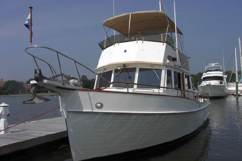 1986 Grand Banks Classic