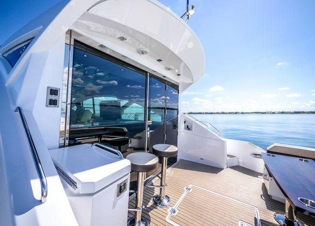 2017 Cruisers Yachts Broker Purchase