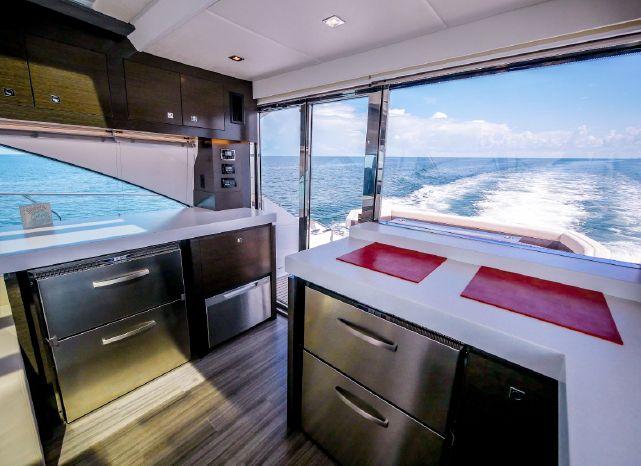 2017 Cruisers Yachts Broker Maine