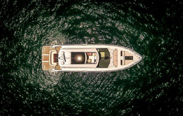 2017 Cruisers Yachts Purchase Maine