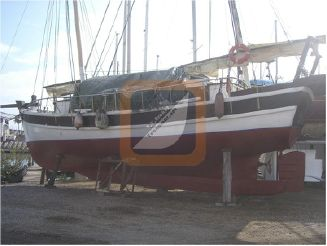 1998 Custom Mangalore - India Yawl al Terzo WOOD