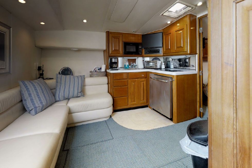 1997 Viking 43 Open