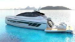 2021 Lazzara Yachts LSX 67