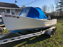 1988 Seaway 19 Center Console