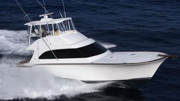 Buddy Davis 52 Sportfisherman Manufacturer Provided Image