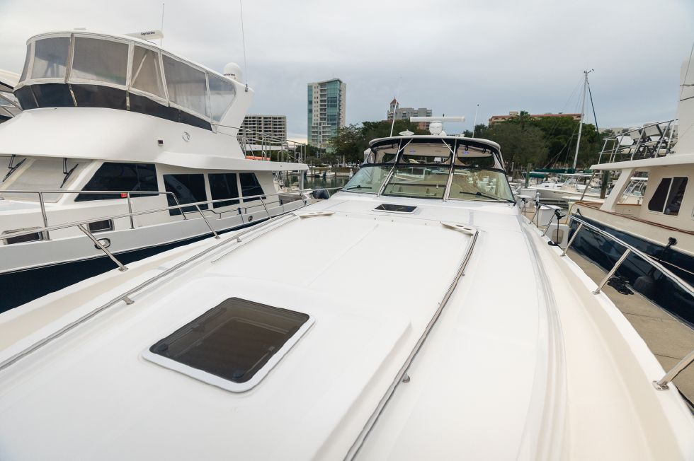 2005 Sea Ray 460 Sundancer