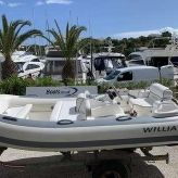 2015 Williams Jet Tenders Turbo Jet 325
