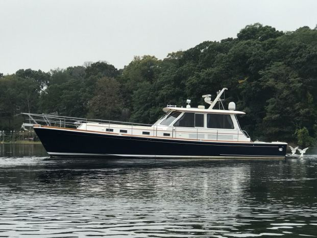 2003 Grand Banks Brokerage Connecticut