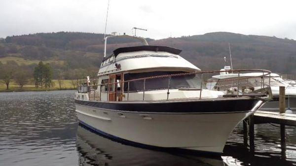 Tarquin Motor Yachts Trader 41+2 Trader 41+2 - Solent Trader