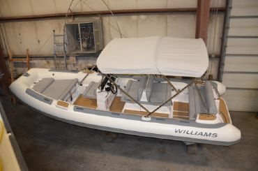 2020 Williams Jet Tenders Dieseljet 625