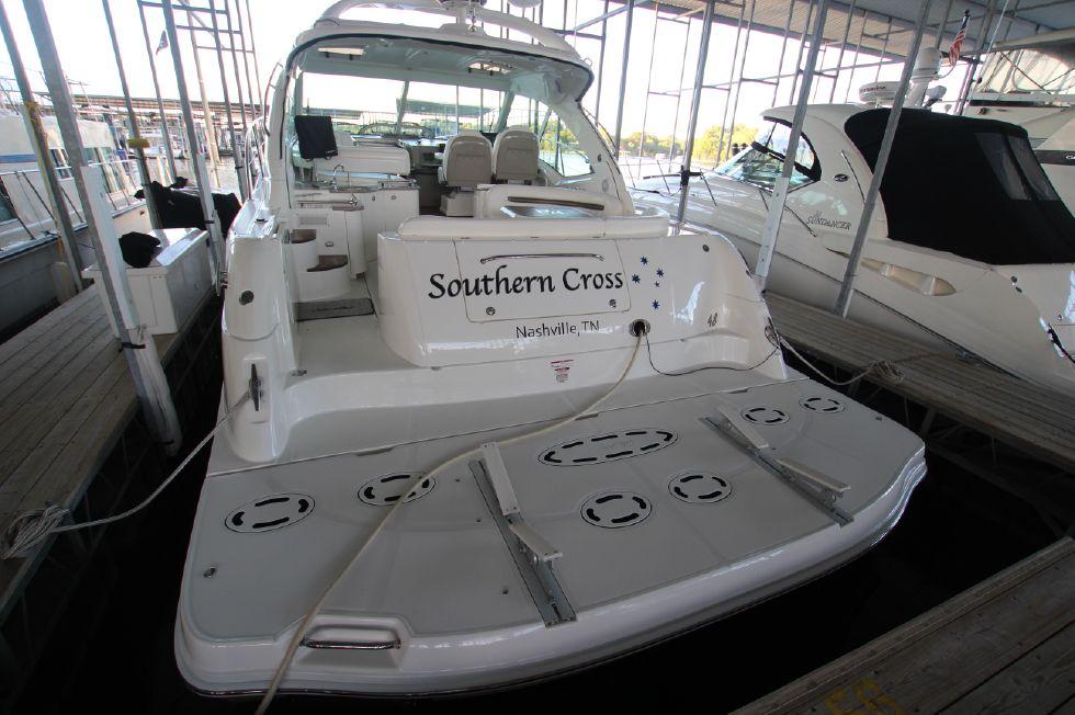 2007 Sea Ray 480 Sundancer Boats For Sale Nashville Yacht Brokers
