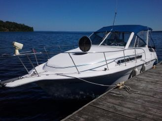 1995 Carver 280 Mid Cabin Express