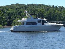 1998 Navigator 5300 Pilothouse