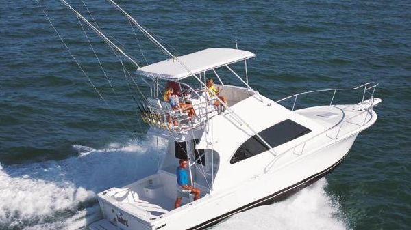 Luhrs 340 Convertible Sistership Photo