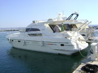 1998 Sealine 450 Statesman / VAT PAID