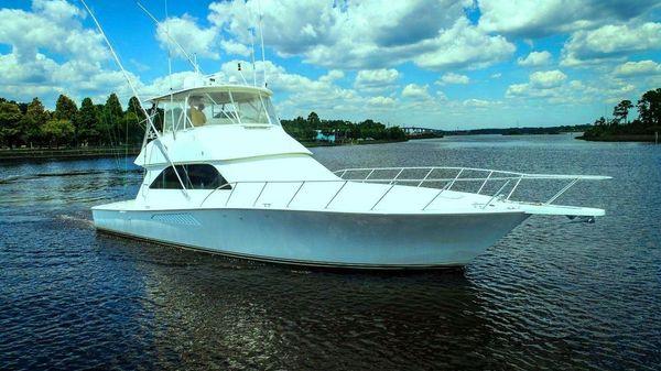 Viking 48 Convertible