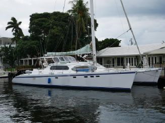 1999 Custom 65 Alex Simonis Catamaran