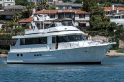 1996 Hatteras Motor Yacht