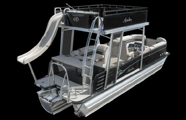 2018 Tahoe Pontoon Cascade Platinum Funship Entertainer - 25'