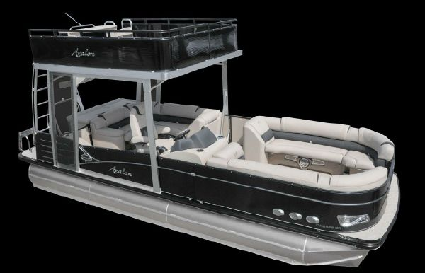 2018 Tahoe Pontoon Cascade Platinum Funship Entertainer - 27'