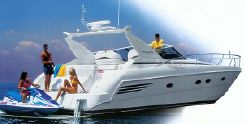 1996 Trojan Express yacht