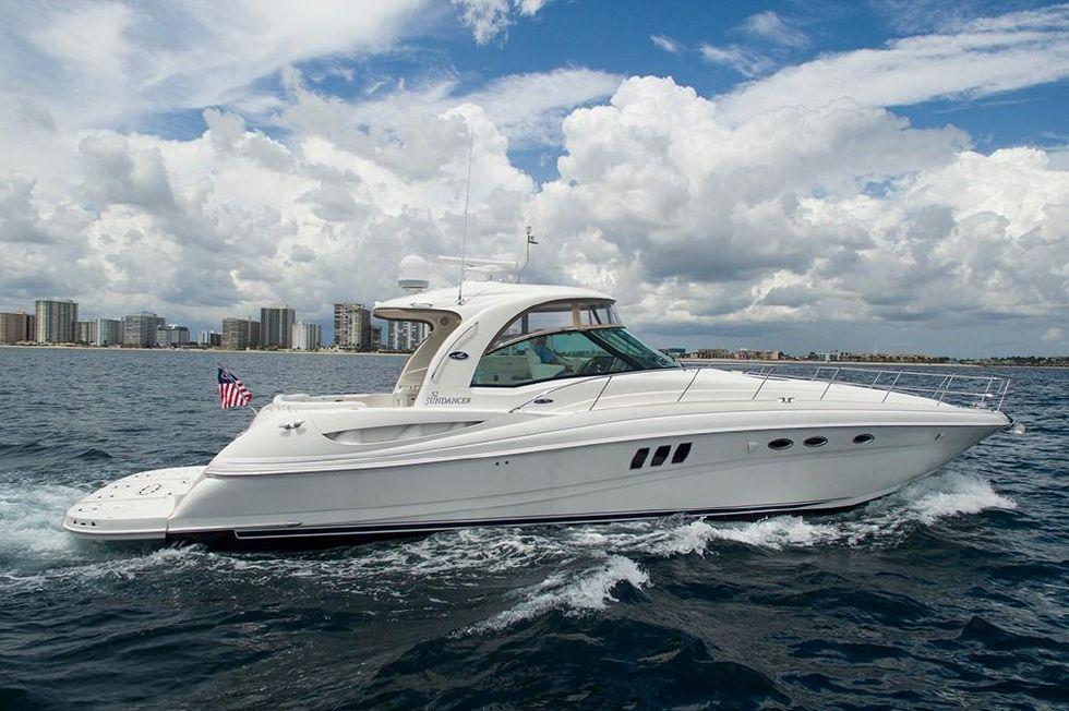 2007 Sea Ray 52 Sundancer Boats For Sale Nashville Yacht